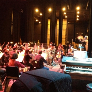 Conducting the Louisville Symphony with BS&T