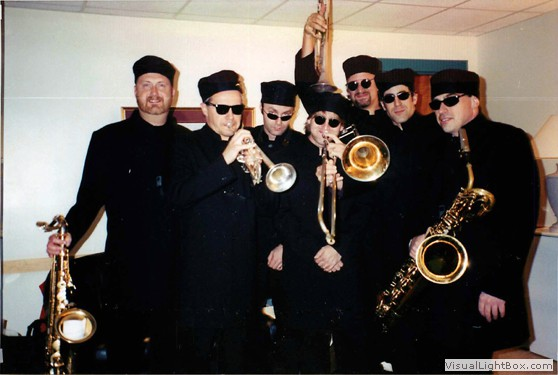 Don Henley Horn section 2000